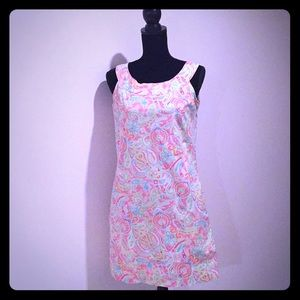 Summer Paisley Dress